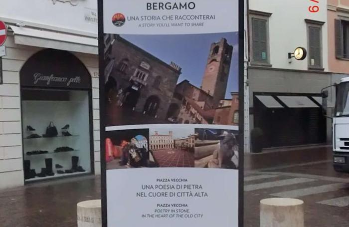 L'inglese dialaga: ma qui siamo in Italia