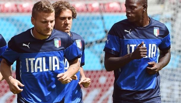 Azzurri: Conte convoca Balotelli e Cerci