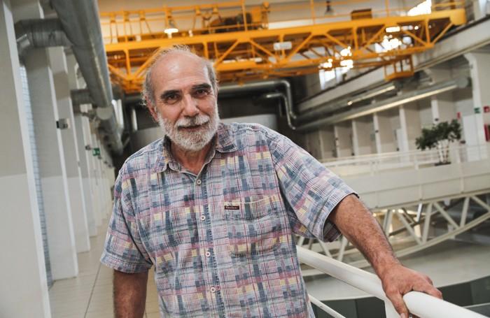 Il geologo Sergio Chiesa, già dirigente di ricerca del Cnr-Idpa