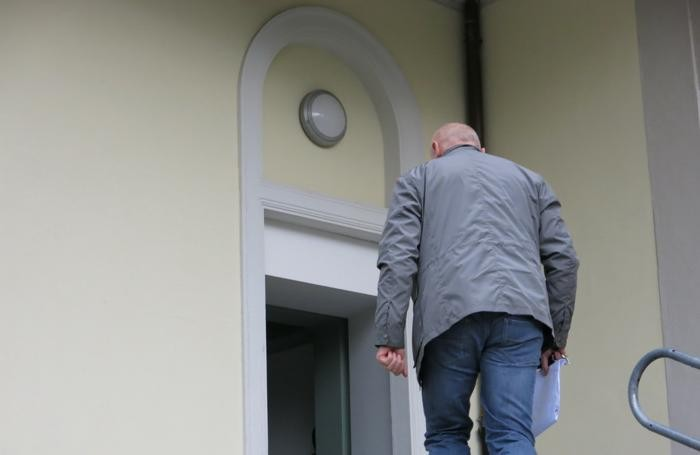 Morandi entra all'ospedale di Piario