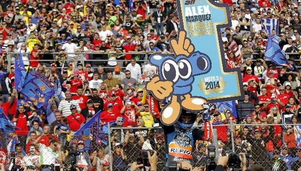 Moto3: Valencia, Marquez campione