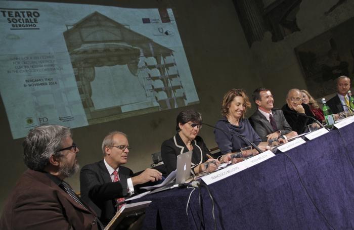 Bergamo riceve il Premio europeo per il Teatro Sociale