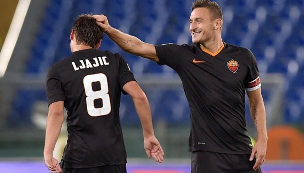 Vince la Roma, Inter pareggia col Verona