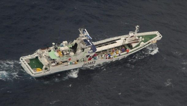 50 dispersi in affondamento peschereccio