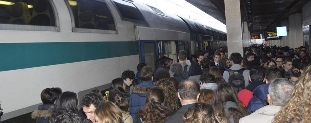 Guasti e disagi sui treni Nuovi problemi per i pendolari