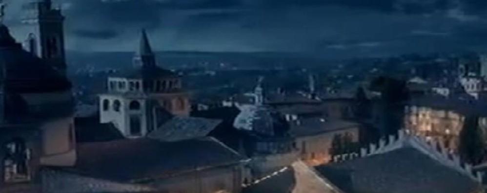 Ma quanto è bella Bergamo? Ammiratela nello spot di Sky