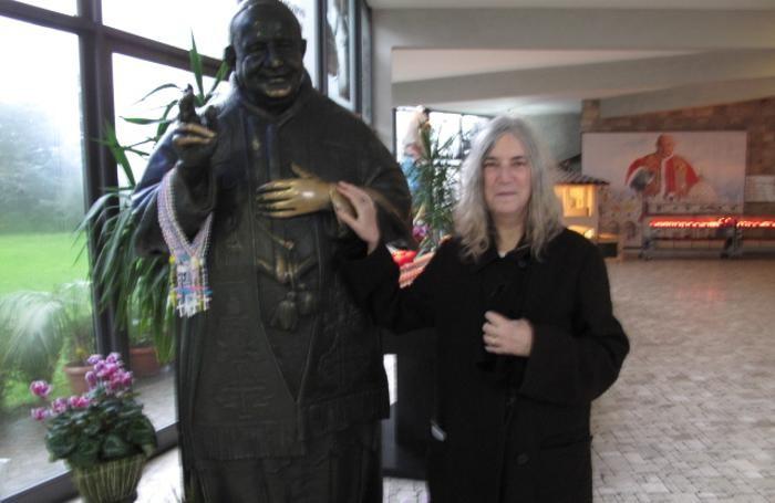 Patti Smith a Sotto il Monte