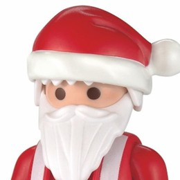 Babbo Natale all'asta per solidarietà