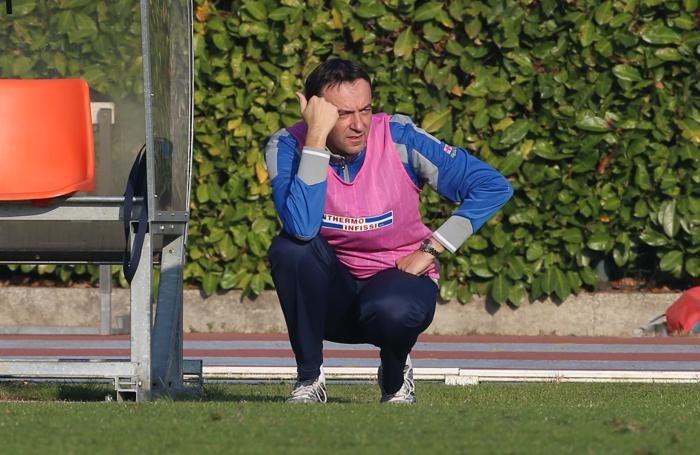 Pontisola, l'allenatore Brembilla