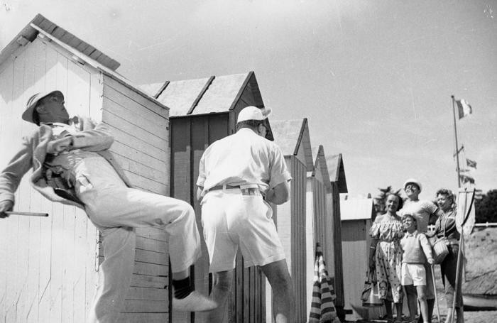 Le vacanze di Monsieur Hulot di Jacques Tati
