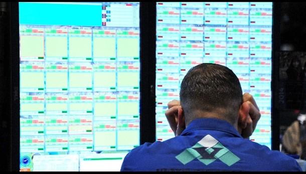 Borsa: Wall Street accelera