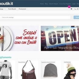 Boutik.it, tutti i prodotti locali  in  vetrina  Moda, design ma anche enogastonomia