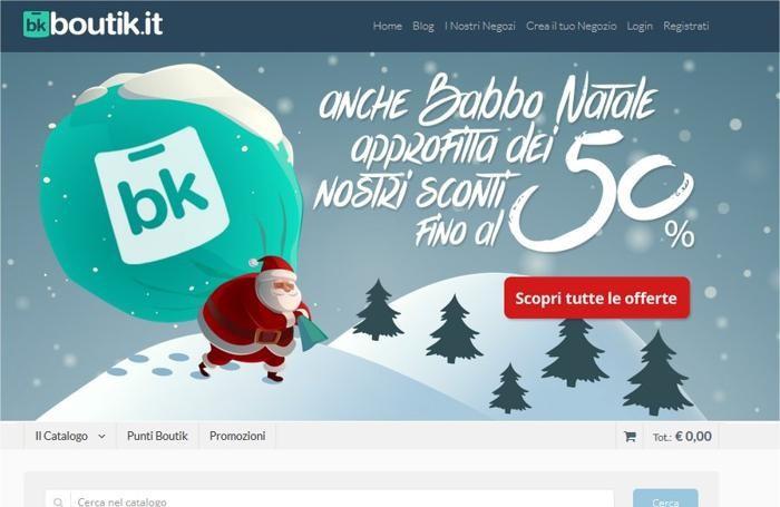 Il sito di Boutik.it