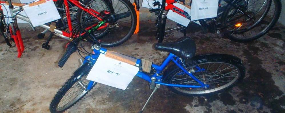 Mozione per targare le biciclette Siete d'accordo? Vota il sondaggio