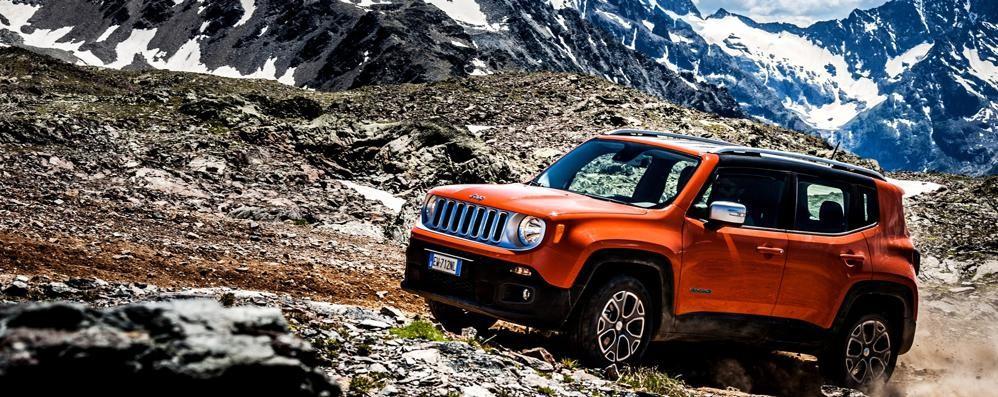 Nuova Jeep Renegade Automatica innovativa