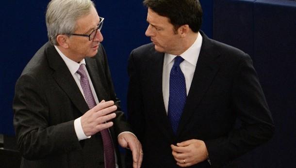 Ue: Juncker, l'Italia non può lamentarsi
