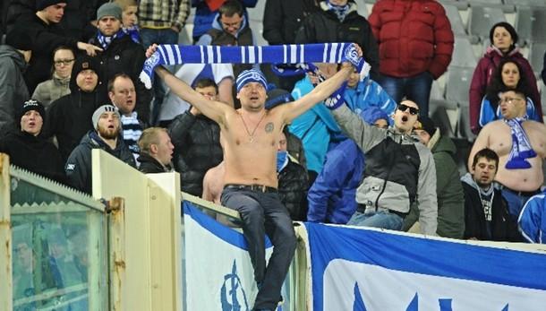 Calcio: arrestati 14 tifosi Dinamo Minsk