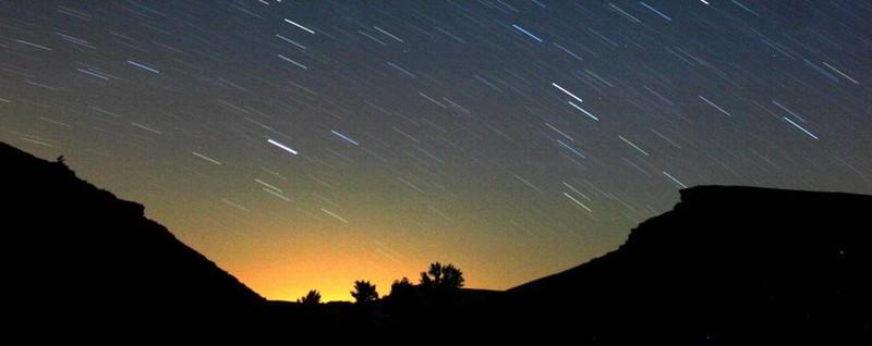 Risultati immagini per pioggia di meteore