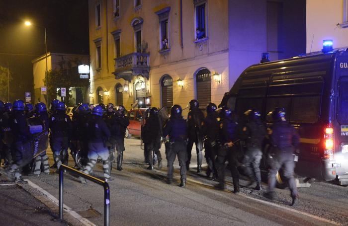 I disordin dopo Atalanta-Roma