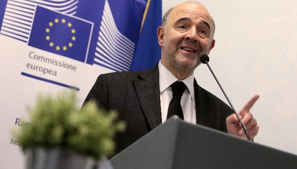 Moscovici,grande sforzo riforme Italia
