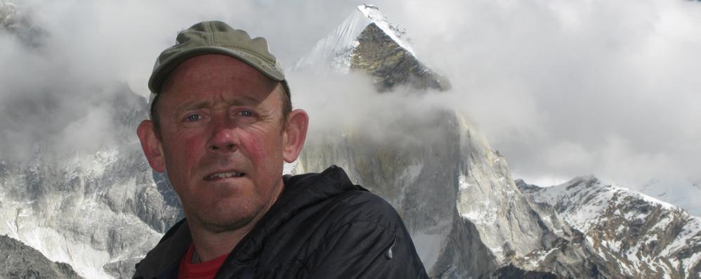 Nembro, rimandata serata con Yates L'alpinista rimasto bloccato a Londra