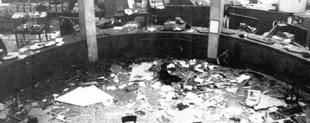 Piazza Fontana, la strage 45 anni fa «Così mio marito si salvò dalla bomba»