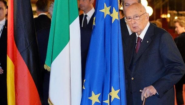 Napolitano, esasperazioni no bene Paese