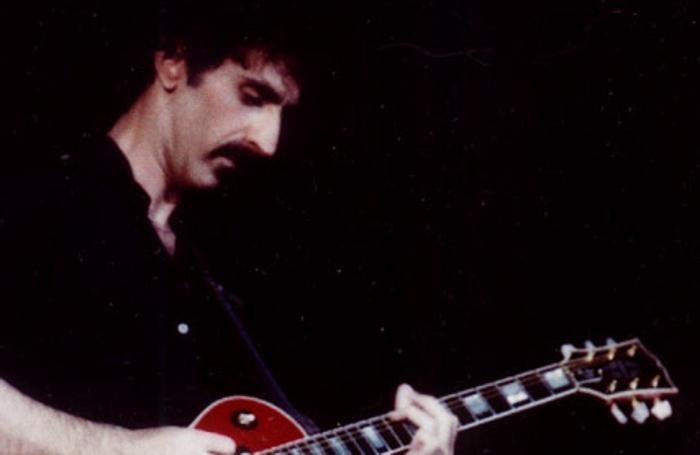 Frank Zappa. Sopra Jimi Hendrix