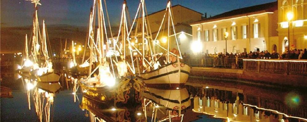 Cesenatico insolita Un borgo di luci e vele