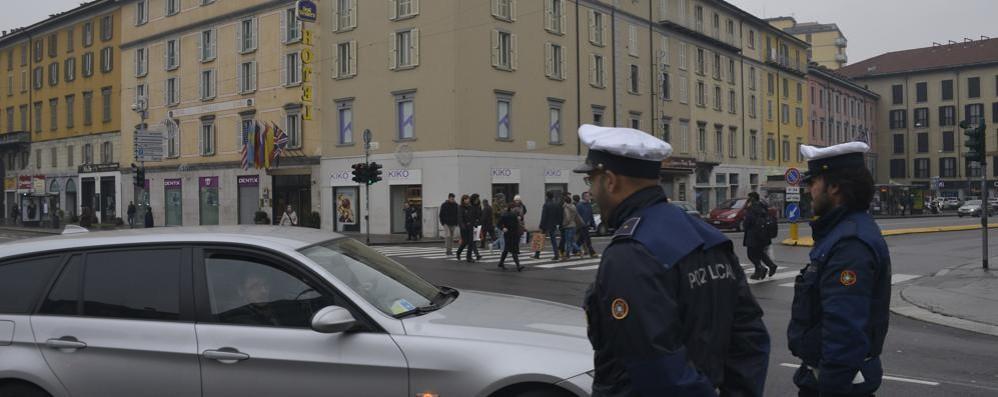 Domenica sciopero vigili, via la ztl Zenoni:«Scelta  inevitabile»