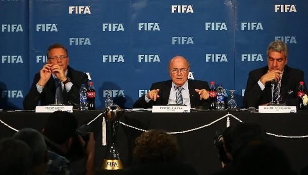 Fifa: Mondiali 2018 e 2022 caso chiuso