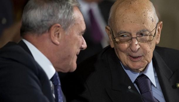 Grasso,successore Napolitano condiviso