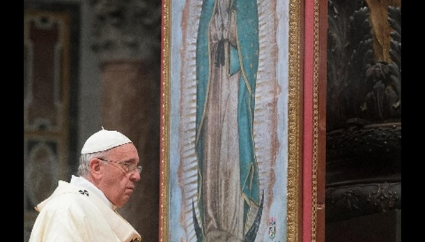 Roma 2024: Papa, auguri alla candidatura
