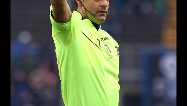 Roma-Milan: arbitra Rizzoli