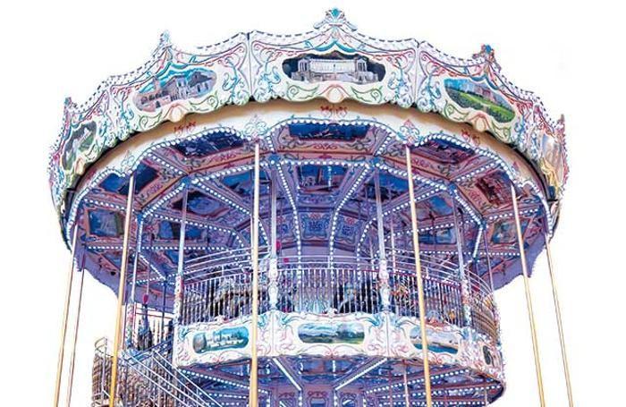 La Venetian Carousel