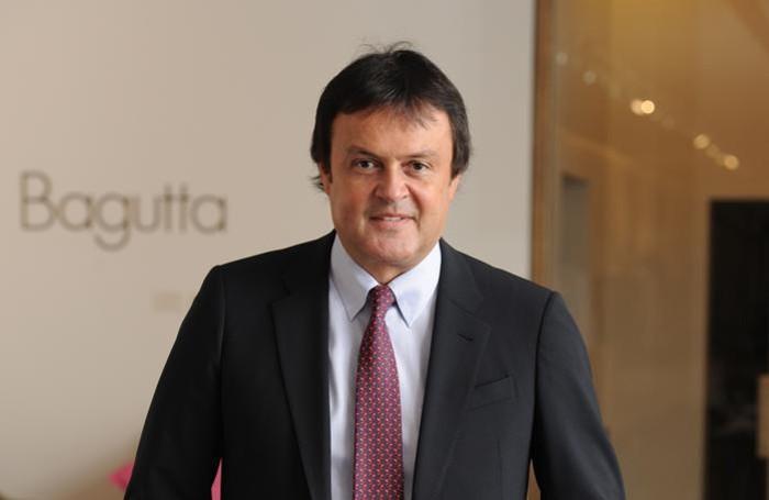 Antonio Gavazzeni a capo di Bagutta