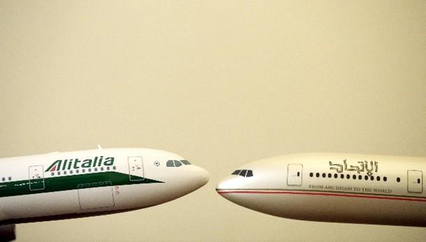 Alitalia:concluso closing,pronto decollo