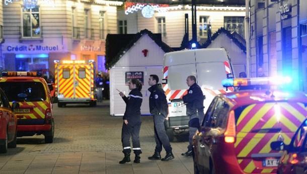 Attacco a Nantes, morto uno dei feriti