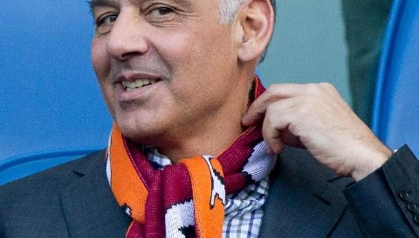Calcio:Pallotta,senza infortuni Roma 1/a
