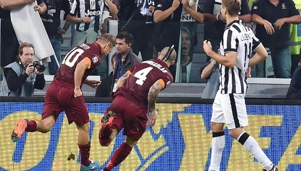Calcio:Roma-Juventus lunedì 2 marzo sera