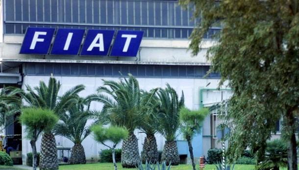 Fiat: operai T. Imerese, sì a Metec