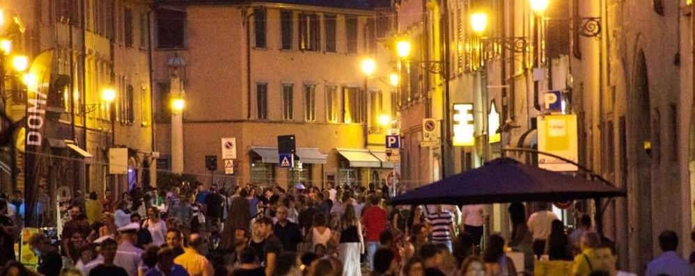 Santa Caterina, il Tar stoppa il coprifuoco  Il Comune ribatte: residenti lasciati soli