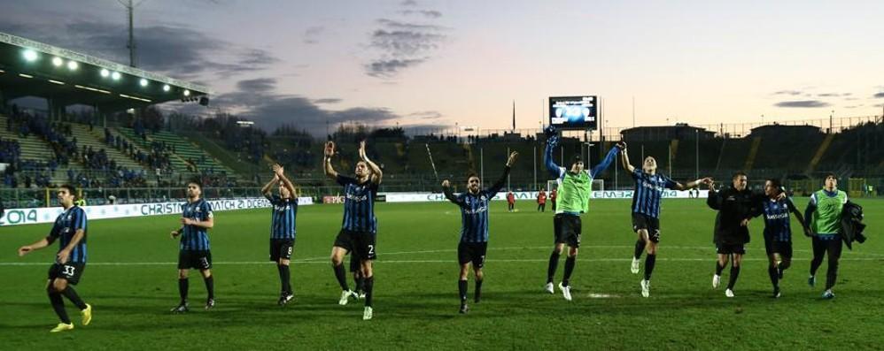 Stadi, spettatori ancora in calo Ma l'Atalanta fa eccezione: +9,4%