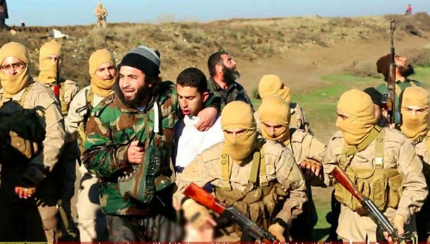Isis:padre pilota giordano,abbiate pietà