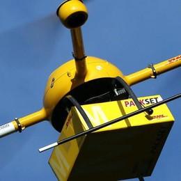 Le poste francesi si fanno tecnologiche Provano i droni nelle zone isolate