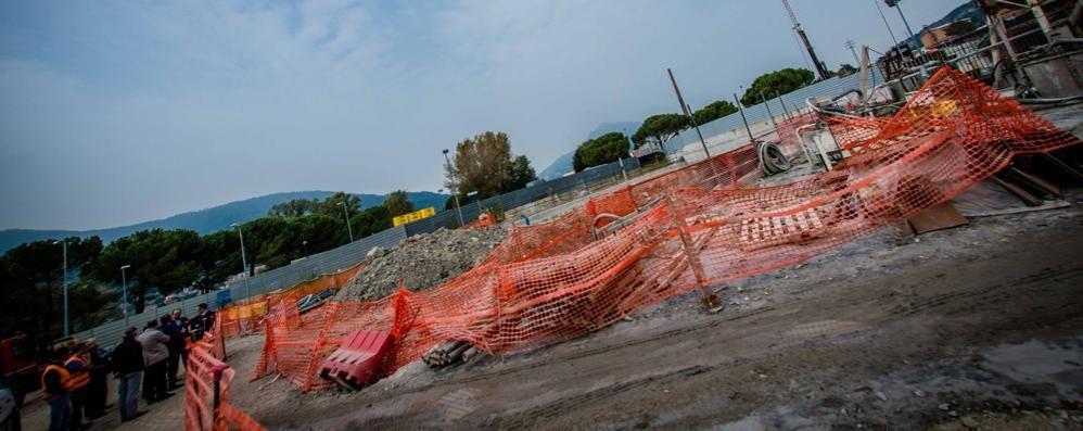 Nuova Lecco-Bergamo Stanziamento aggiuntivo di 9 milioni
