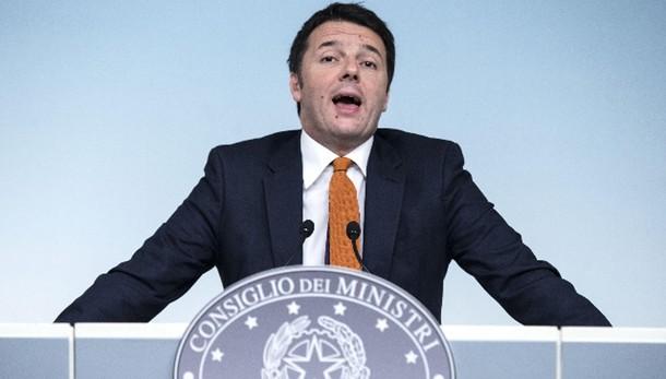 Governo: Renzi, critici si arrenderanno