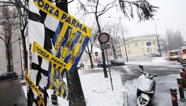 Parma primo club di A di nuovo al lavoro