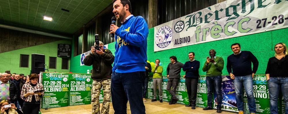 Guardie padane a processo, Salvini: «È una follia, chiederemo i danni»