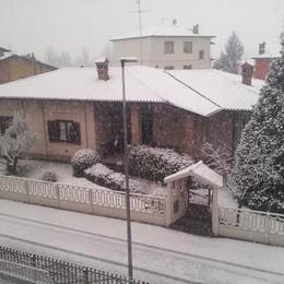 Neve a Covo foto di Cinzia